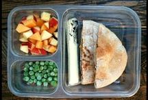 Healthy Lunches for Work / Taking a healthy lunch to work is one of the simplest ways to trim your budget and save calories.