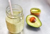 Green Smoothies + Healthy Drinks / Green smoothies, morning smoothies, soda replacements and other healthy beverages!