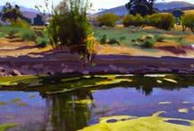 Inspiring ARTIST - Marcia Burtt / by Sharon Rains