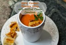 Soups / Soup recipes, for winter, or whenever, plus some delicious stews and chilis as well. Comfort food for the soul!