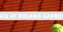 Ace at Roland Garros: A CHAMPION ON WHEELS / MACLAREN ACE BUGGY