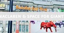 Maclaren & Space For Giants