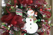 ..Christmas Décor / by Chatterbox Creations (Carlene Prichard)