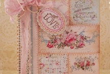 .Cards-Paper Use: Inchie Shapes/ Quilts/ Weaving, Etc. / by Chatterbox Creations (Carlene Prichard)
