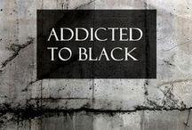 b l a c k / Fashion in black