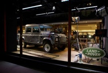 JUSTSO & Land Rover