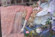 JUSTSO & Sleeping Beauty / JUSTSO creatively directed window displays based around Disney characters.