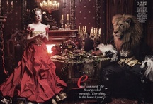 JUSTSO & Beauty and The Beast / JUSTSO creatively directed window displays based around Disney characters.