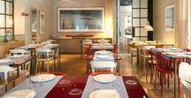 Neri Restaurant & Lounge / Restaurante & Lounge del Hotel Neri, en el barrio gótico de Barcelona.