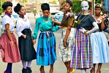 South African Street Fashion / Young (or around young lol) joburg'rs and capetonians strutting their stuff...