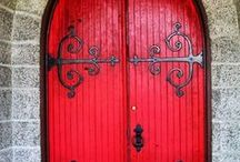 k n o c k / One of a kind Doors!