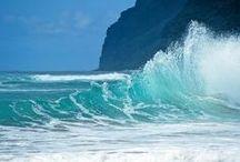 a r t  r e f  s e a s c a p e s / Painting the Sea