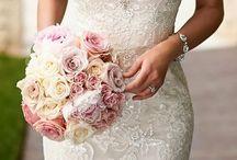 Hääkimput/wedding flowers