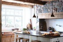 Kitchen-Keittiöitä