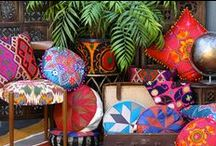 Lost Lover Homewares / Explore our range of bohemian inspired homewares hand chosen from around the world.