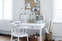 Domowe biuro - Workspace