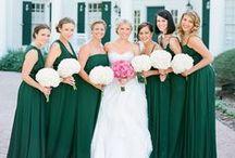 Wedding : Enchanting Green