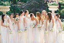.Bridal Party. / Bridal Ring's Bridal party ideas!