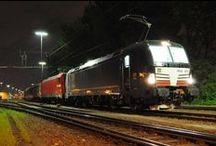 Siemens Vectron / All about the locomotive Vectron