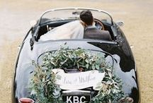 .Wedding Carriages.
