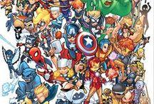 marvel heroes / marvel heroes super