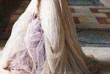 Bride : Tulle