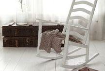 Fotel bujany -Rocking chair