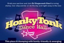 Stagecoach Festival Honky Tonk 2014 / Highlights from DJ Staci of Country Wedding DJ hosting the Stagecoach Festival's 2014 Honky Tonk.