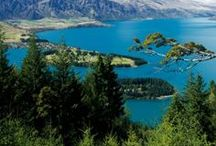 Queenstown, New Zealand Getaway Itinerary / We've put together a board to serve as itinerary inspiration for our WINNER of the Stainmaster® Trusoft® ULTIMATE Winter getaway competition. If you haven't entered, make sure you do on our website now!