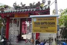Tanjungpinang city, Bintan Island, Indonesia / My Hometown