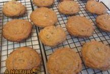 Gluten Free Cookies / Simple Gluten Free Cookie Recipes  #GlutenFree #CookieRecipes #GlutenFreeCookies #EasyGlutenFreeCookieRecipes #GlutenFreeRecipes