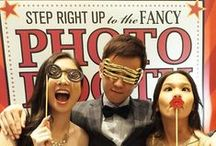 Wedding Photobooth / instant photo booth service which is both fun and memorable for your wedding