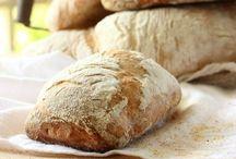 Focaccia - Pane - Bread - Lievitati - Leavened
