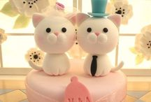 Cake Topper and Fondant Figures
