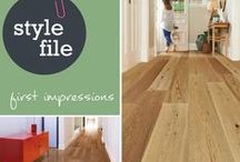 Style file: First Impressions / They say first impressions last, so we've asked Chris of The Life Creative to share his tips on creating the perfect environment from the moment you step inside your home: http://www.choicesflooring.com.au/blog/first-impressions-decorate-homes-entryway/
