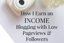 My Blogging Tips / I love learning about blogging and growing in my knowledge of it, so naturally I like to share what I have learned through how I earn blogging Income, to how to host a link up, and more.