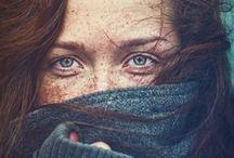 Portraits: Women / by Jeannette Whalen