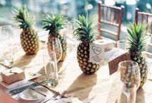 Wedding : Tropical Love