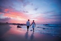 Romantic Travel Destinations / Romantic Destinations to travel to as a couple.