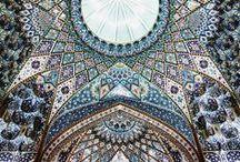 ORNAMENT islamski / Architektura i zdobnictwo w arabskim kręgu kulturaowym