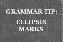 Grammar / Grammar tips and tricks
