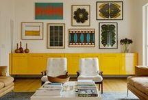 Obrazy - płytkowe i dywanowe inspiracje