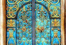 Inspirujące drzwi i okna