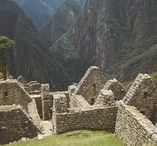 Peru Travel Inspiration & Tips / Top places to visit and experience in Peru.
