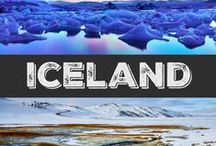 Iceland Travel Inspiration & Tips / Top places to visit and experience in Iceland.