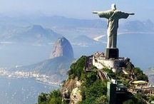 Brazil Travel Inspiration and tips / Top places to visit and experience in Brazil
