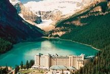 Canada Travel Inspiration & Tips / Top places to visit and experience in Canada