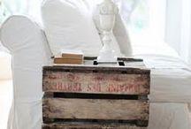 Skrzynki.skzynie i kufry