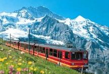 Switzerland Travel Inspiration & Tips / Top places to visit and experience in Switzerland