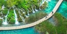 Croatia Travel Inspiration & Tips / Top places to visit and experience in Croatia.